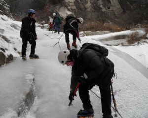 Ice Climbing School Program